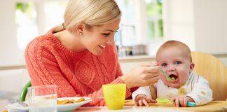 Svezzamento: come svezzare il bambino