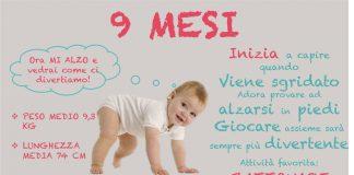 neonato 9 mesi alimentazione