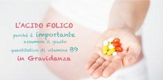 Acido Folico Gravidanza