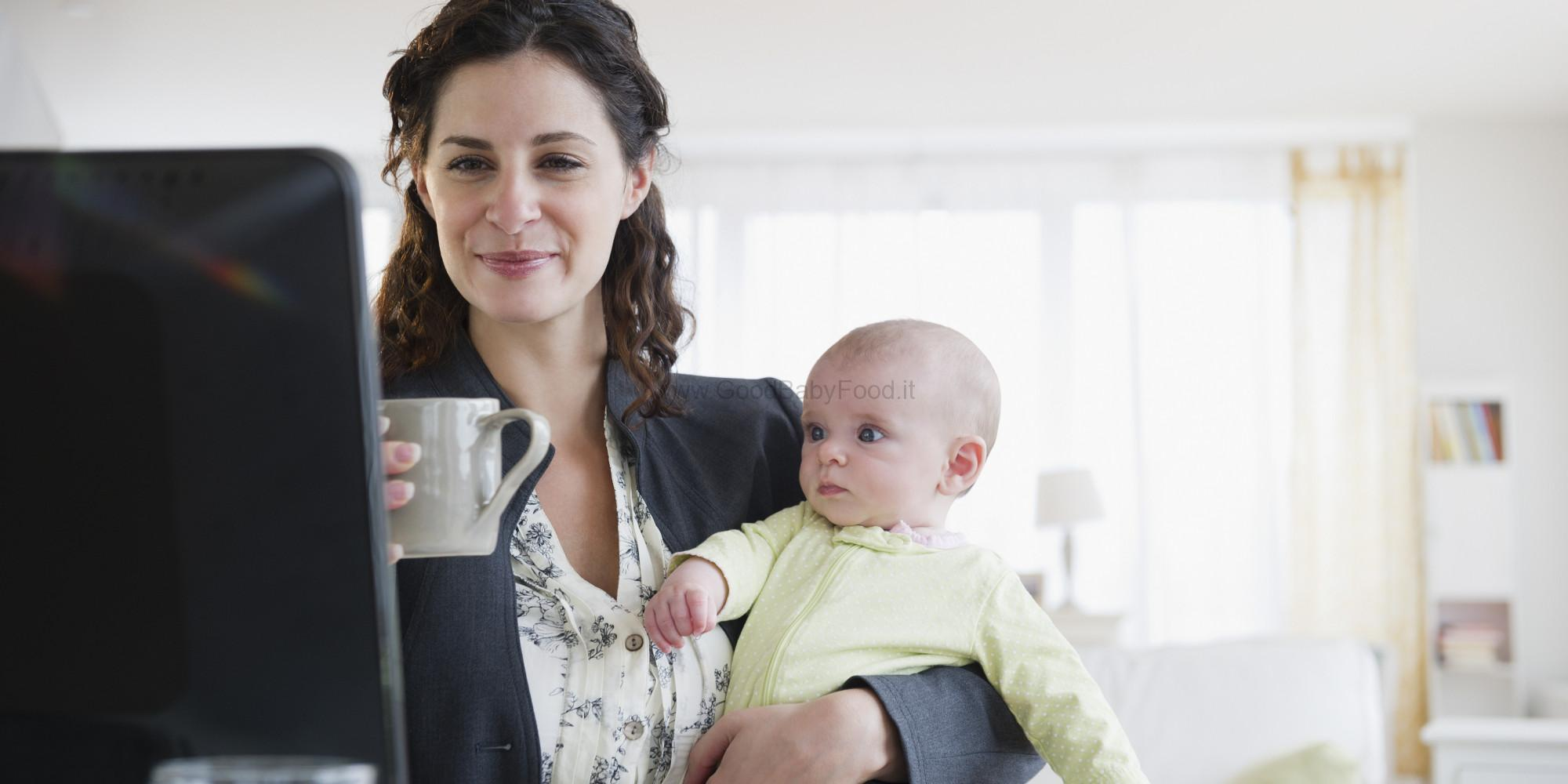 Lavorare da casa 19 idee per mamme che cercano un lavoro - Lavoro da casa salerno ...