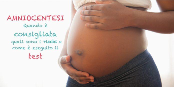 Amniocentesi Test Gravidanza