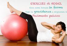 Esercizi di kegel pavimento pelvico