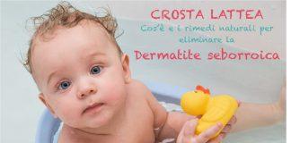 crosta lattea dermatite seborroica neonato