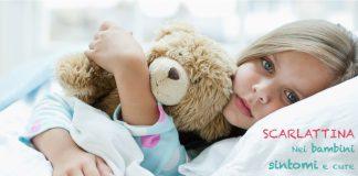 sintomi scarlattina bambini