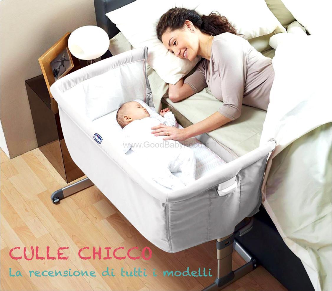 Culla chicco next to me e lullago opinioni e prezzi - Culla che si attacca al letto prenatal ...